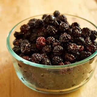 Black Raspberry Sorbet