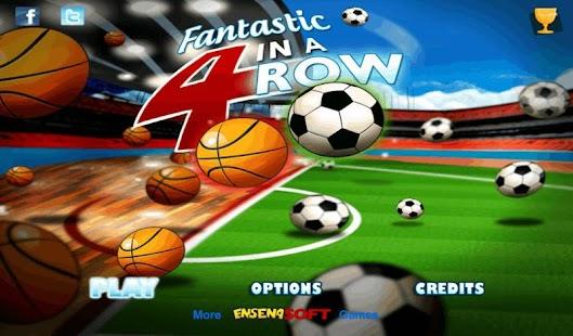 Fantastic 4 In A Row HD Screenshot 33
