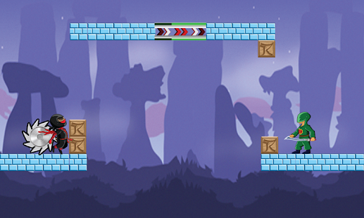 Ninja Dash free - screenshot thumbnail