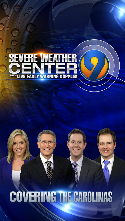WSOC-TV Weather - screenshot