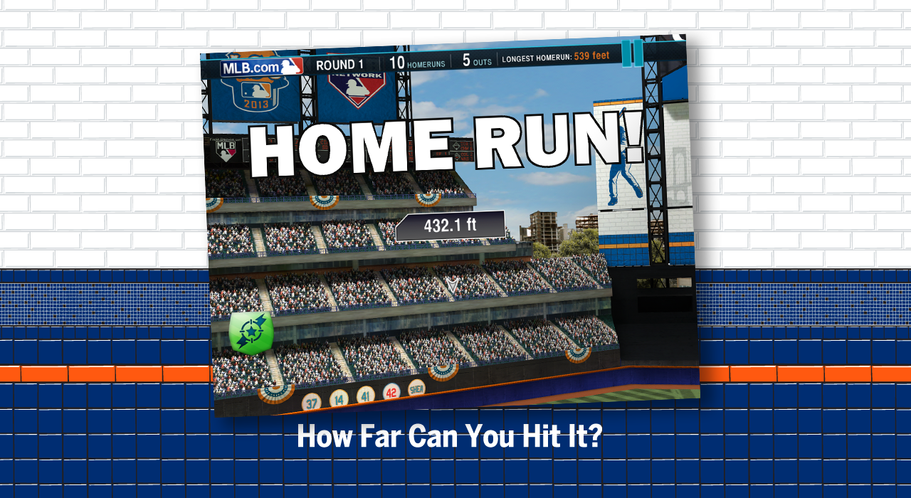 MLB.com Home Run Derby - screenshot