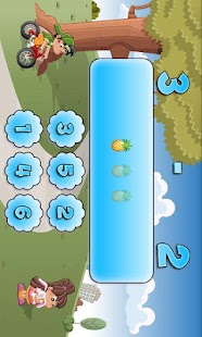 Game for children : Numbers - screenshot thumbnail