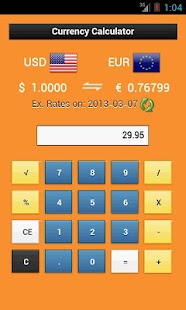 Currency Converter Calculator- screenshot thumbnail