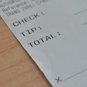 Tip on Subtotal Calculator