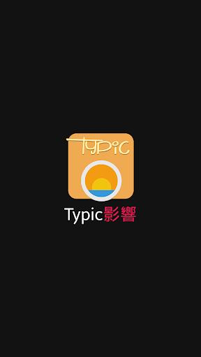 Typic - 照片效果