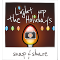 Light Up the Holidays logo