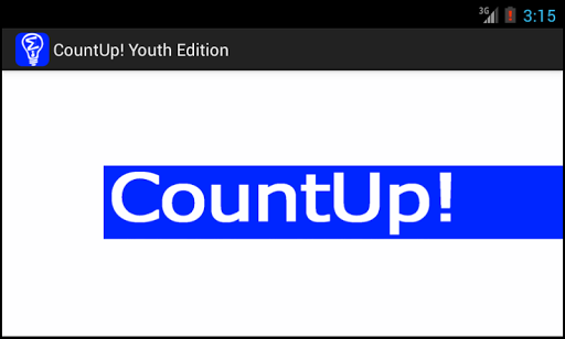 CountUp Youth Edition