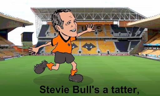 Stevie Bull's a tatter