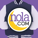 Louisiana High School Sports logo