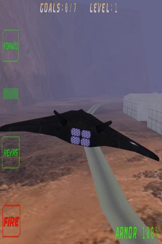 F-42 Night Manta (free)- screenshot