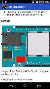 Arduino Libraries Free- screenshot thumbnail
