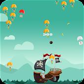 Pirate Boat 2D
