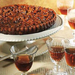 Caramelized Walnut Tart Recipe