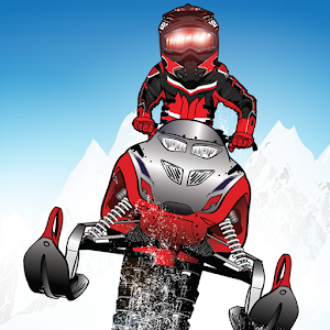 Snowmobile Free-Ride Extreme for PC and MAC