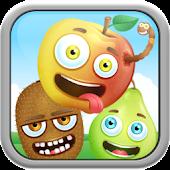 Crazy Fruits Memory Game