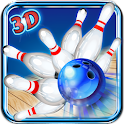 Strike quilles 3D icon