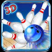 Strike Pin-bowling 3D