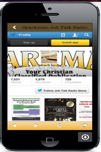 【免費新聞App】Sparkman App-APP點子