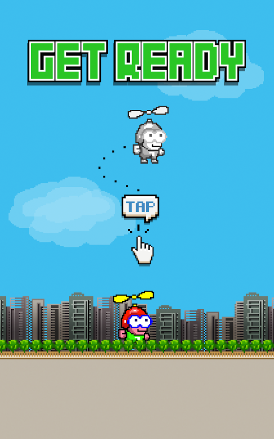 Flying ChopChop- screenshot
