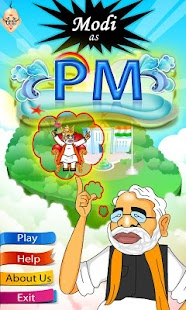MODI AS PM- screenshot thumbnail
