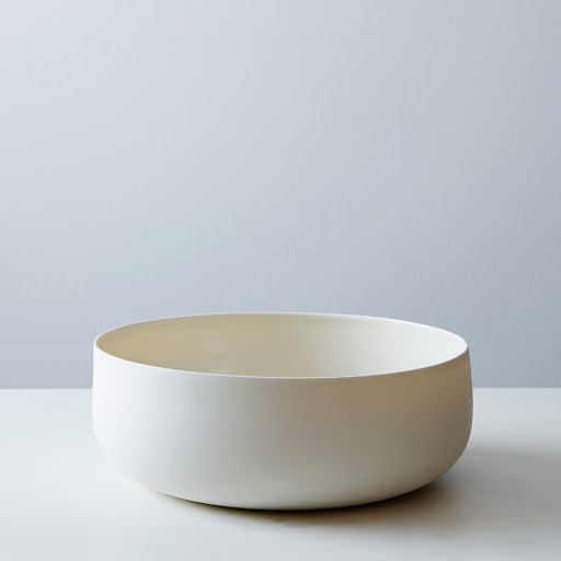 Large Porcelain Serving Bowl