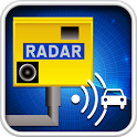 Speed Camera Detector Pro (UK) icon