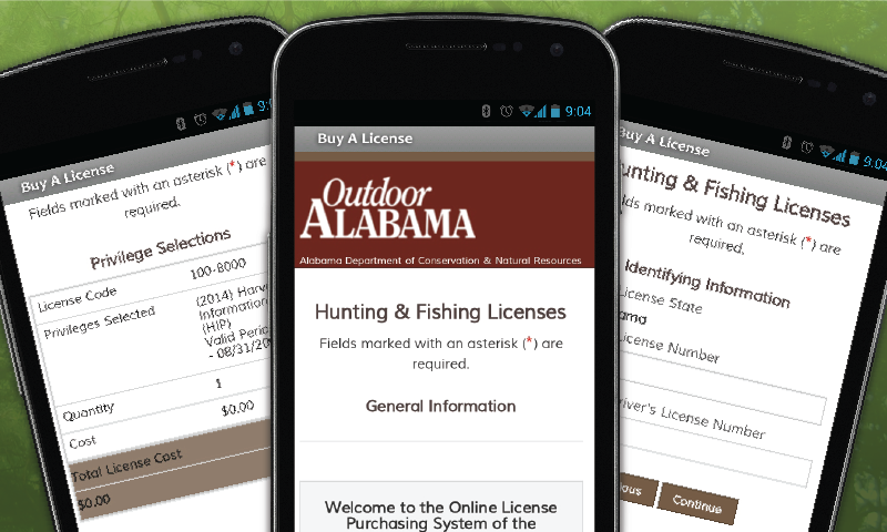 Official AL Fishing & Hunting - screenshot