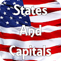 U.S. States and Capitals Quiz icon