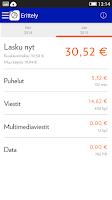 Screenshot of Mobiili OmaElisa