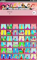 Screenshot of Fun With Princess Matching