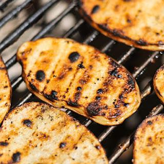 Grilled Salt and Vinegar Potatoes
