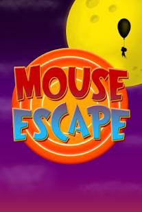 Mouse Escape: The Cat Attack