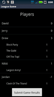 League Play- screenshot thumbnail