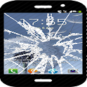 Cracked screen free icon