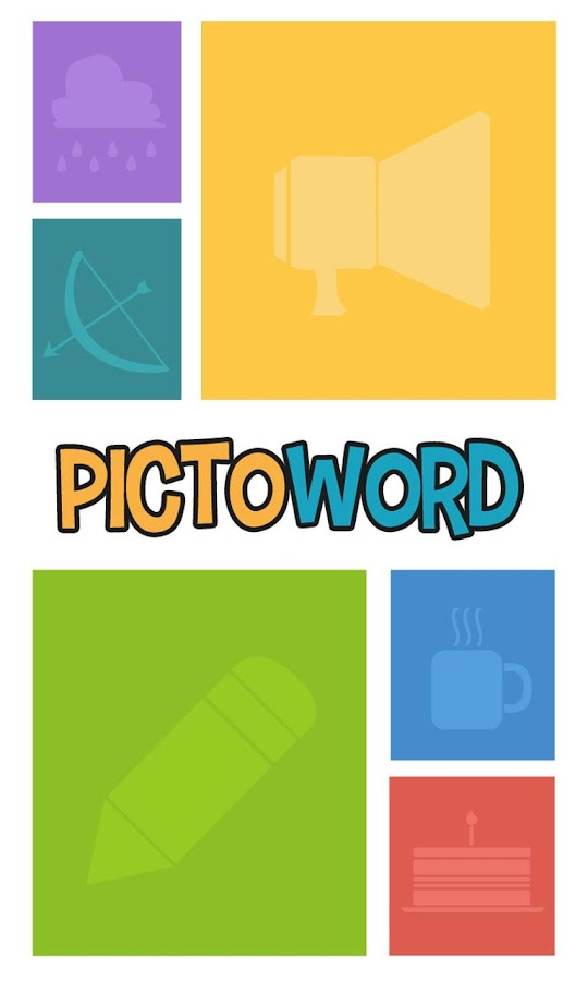 Pictoword: Word Guessing Games- screenshot