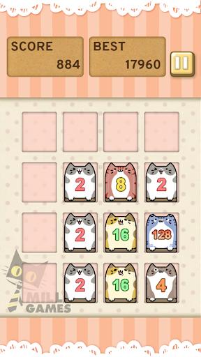 2048 貓咪版