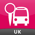 Reino Unido Bus Checker Lite icon