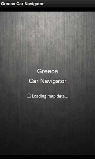GPS導航 希臘