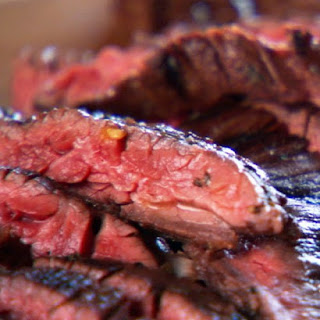 Grilled Latin-Style Skirt Steak.