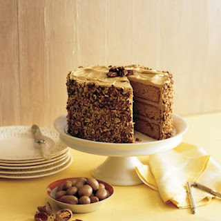 Butterscotch-Pecan Cake