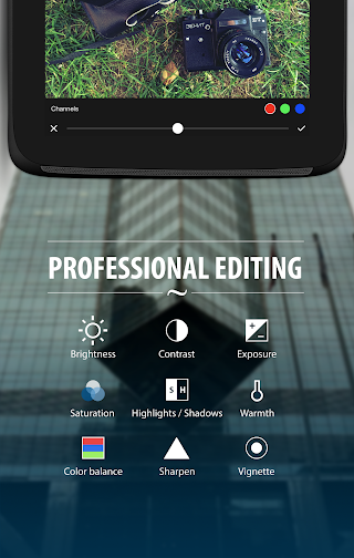 Camly Pro – Photo Editor - screenshot