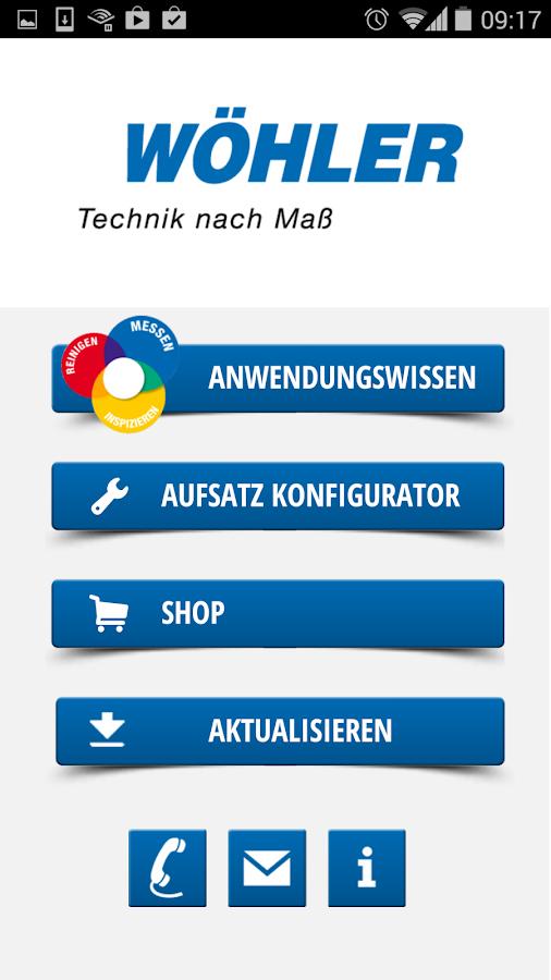 Wöhler - screenshot
