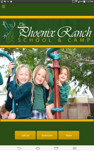 Phoenix Ranch School Camp