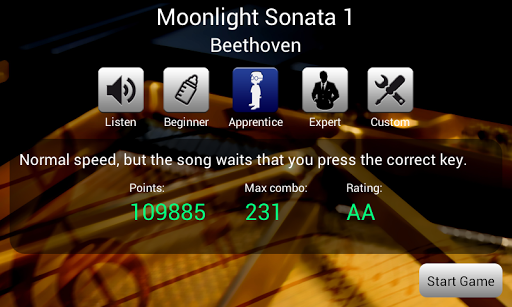 Piano Master 2 3.1.2 screenshots 5