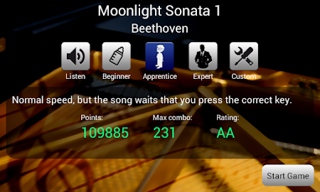 Piano Master FREE 2.23 screenshot 266373