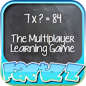 Factzz - Multiplayer Maths!