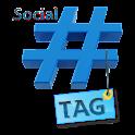 Social Hashtag icon