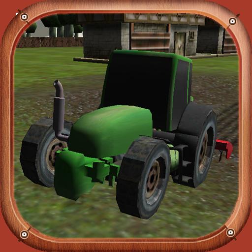 3D拖拉机模拟器农场游戏 farm game 模擬 LOGO-玩APPs