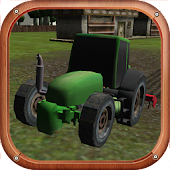 3D Tractor Simulator Farm Game Android APK Download Free By VascoGames