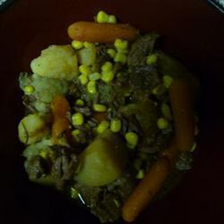 Beef Stew in a Slow Cooker Recipe